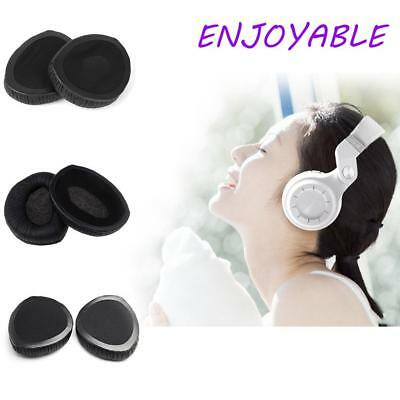 Velour Replacement Ear Pad Cushion For Sennheiser RS160 RS170 RS180 Headphone·