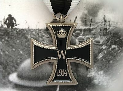 1813 - 1914 German Iron Cross - Second Class | IMPERIAL | WWI