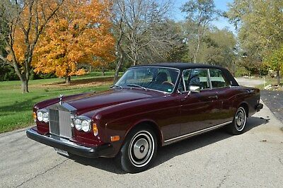 """1973 Rolls-Royce Corniche 2-door Fixed Head Coupe (""""FHC"""") Rare & spectacular Fixed Head Coupe ~ Now becoming the most desirable 70's RR."""