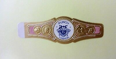"""For Sale: OLD COLLECTIBLE CIGAR BAND, """"PUNCH # 3"""", B103"""