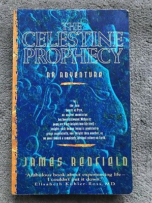 The Celestine Prophecy: An Adventure by James Redfield (Paperback, 1994)