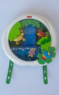 Fisher Price Rainforest Waterfall Baby Musical Soother Crib Mobile