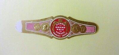 """For Sale: OLD COLLECTIBLE CIGAR BAND, """"PUNCH # 18"""", B118"""