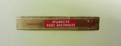 """For Sale: OLD COLLECTIBLE CIGAR BAND, """"PUNCH # 35"""", B135"""