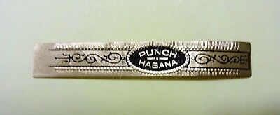 """For Sale: OLD COLLECTIBLE CIGAR BAND, """"PUNCH # 37"""", B137"""