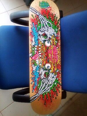 Santa Cruz .. skateboard deck Jimbo Phillips artwork.. 8.25 inch..
