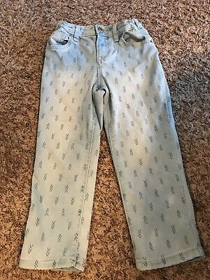Cat And Jack girls 6x Arrow Jeans