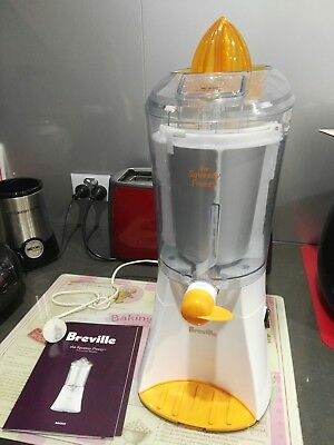 Breville Squeezy Freezy Slushy Maker - Never Used