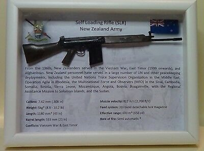 New Zealand Defence Force - Self Loading Rifle (SLR) *** LIMITED EDITION ***