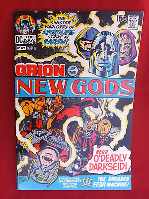 The New Gods #2 (Apr-May 1971, DC)