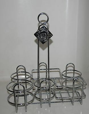 NEW Tabasco Condiment Caddy 6 Space Rack/Holder--McIllhenny--Quanities Avail.