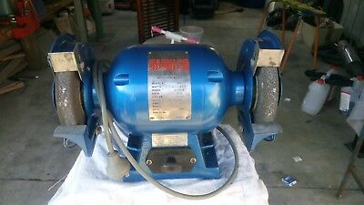HAMILCO 150 mm bench grinder + another one for parts