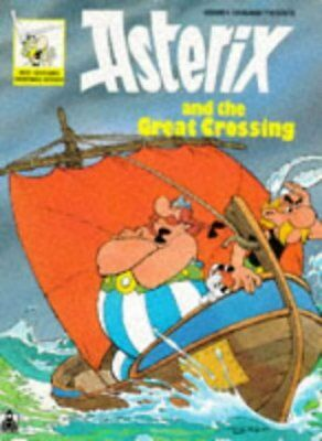ASTERIX GREAT CROSSING BK 16 PKT (KNIGHT BOOKS) By Rene Goscinny **Excellent**