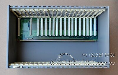 Siemens/TI 505-6516 Chassis for 505 PLC's, 16 Slot