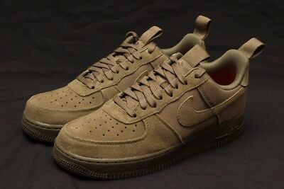 Nike Air Force 1 '07 Canvas Medium Olive 579927-200