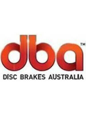 2 x DBA T2 Slotted Rotor FOR FORD FALCON FGX (DBA504S)