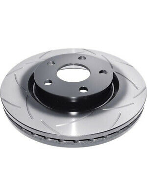 2 x DBA T2 Slotted Rotor FOR HOLDEN COMMODORE VE (DBA2026S)