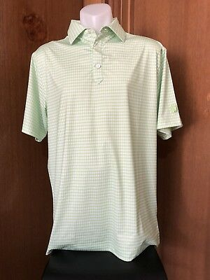Footjoy 3-Button Golf Shirt Men's Large
