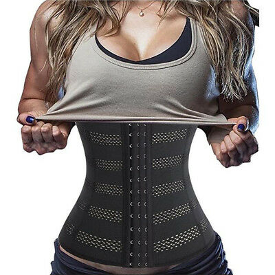 Women Waist Trainer Wrap Body Shaper Corset Underbust Shapewear Hourglass Shape