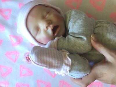 Reborn Doll - Paradise Galleries - Penguin Baby - INCLUDES CLOTHES