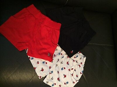Girls Shorts Next Aged 3-4