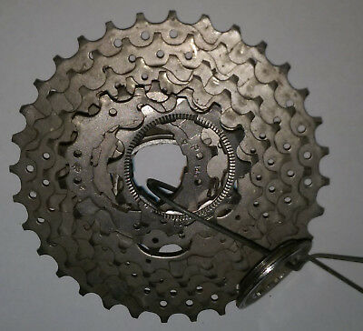 Shimano 12-32 8-Speed Cassette USED XTR
