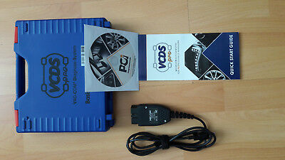 VCDS HEX CAN VAG Ross-Tech VCDSpro Basis Kit OBD2
