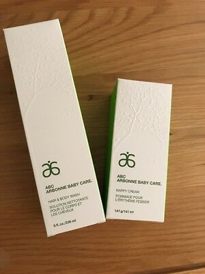 Arbonne Baby Care