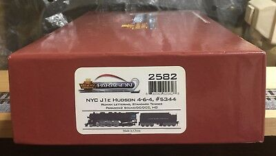 Broadway Limited Imports New York Central J1e Hudson #5344
