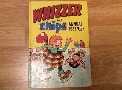 whizzer and chips annual 1982