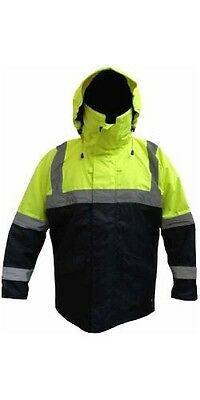 Wet weather gear CREWSAVER 50N FLOAT COAT New SIZE M