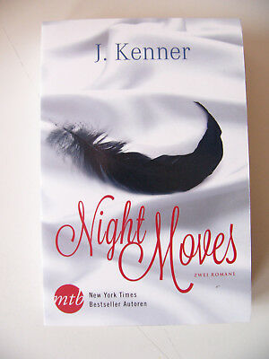 Night Moves von J. Kenner UNGELESEN