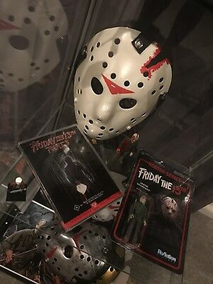 Friday the 13th Jason Voorhees Collectables