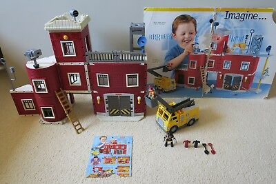 Fisher-Price Imaginext Rescue Center