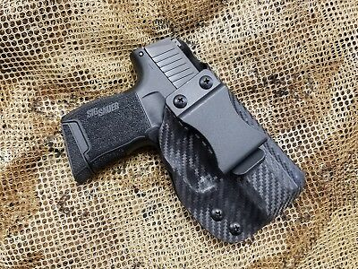 GUNNER/'s CUSTOM HOLSTERS fits Sig Sauer P290  IWB Customize YOUR holster