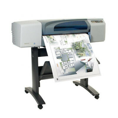 "HP DesignJet 500 plus 42"" C7770F New Other"