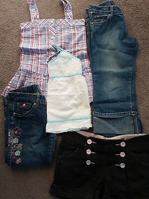 Bundle of girls clothes age 10/11 years
