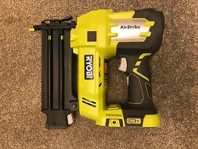 ryobi ri8n18g Airstrike One+ nail gun 18V 15-50mm new body only