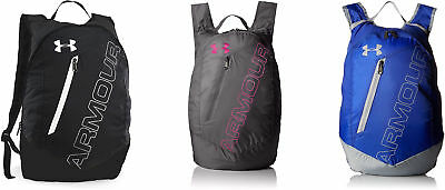 Under Armour Packable Backpack, 3 Colors