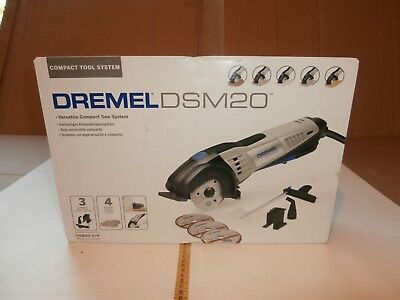 Dremel DSM20 Brand new in the box