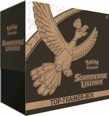 Shining Legends Elite Trainer Box Ho-Oh ENGLISCH! OVP!