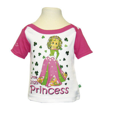 Little Irish Princess T- Shirt