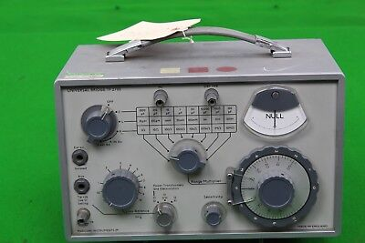 Marconi Instruments Universal Bridge TF 2700