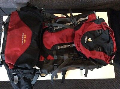 Deuter Air Contact Pro 70 + 15