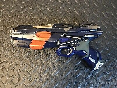 Custom Painted Nerf Style Destiny inspirated Gun TOY
