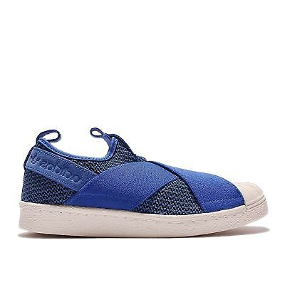 separation shoes b1684 b6ba7 ADIDAS SUPERSTAR SLIP On BB2120 Women's Trainers~Originals~UK 4 & 4.5 ONLY