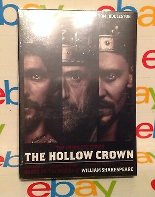 The Hollow Crown: The Complete Series. 2013, 4-Disc DVD