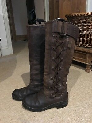 Ariat Grasmere Boots Brown Uk Size 5