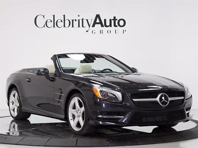 2016 Mercedes-Benz SL-Class SL550 $118K MSRP 2016 MERCEDES BENZ SL550 $118K MSRP
