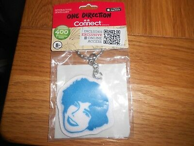 One Direction key ring - interactive jewellery